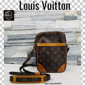 Louis Vuitton crossbody bag Danube pm monogram